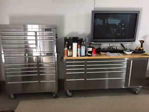 John Deere Stainless Steel Tool Boxs