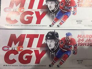 MTL Canadians tickets for sale, Desjardins section