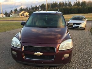2006 Chevrolet Uplander for sale As Is