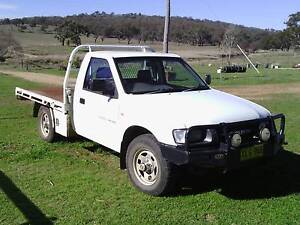 2001 Holden Rodeo Ute Guyra Area Preview