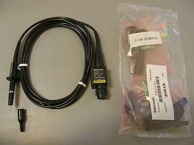 New Tektronix P5120 High Voltage Oscilloscope Probe Complete Accessory Bag