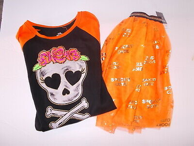 Celebrity Halloween Outfit (Celebrate! Girls Size 14/16  2-Piece Shirt And Skirt Halloween)
