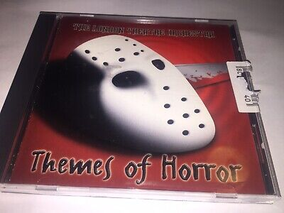 Halloween Theme Orchestra (The London Theatre Orchestra Themes F Horror Cd Friday The 13 Psycho)
