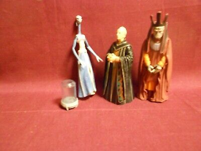 "Star/Clone Wars lot:  Senate ""inner circle"""