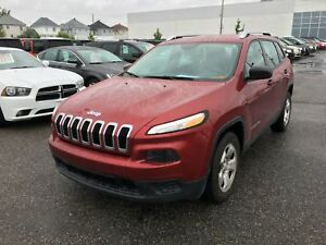 Jeep Cherokee SPORT 2015 PLAN OR 6ANS/120