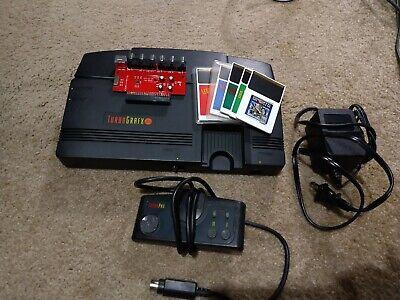 NEC TurboGrafx-16 System Console Bundle