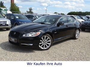 Jaguar XF LUXURY LPG-ANLAGE