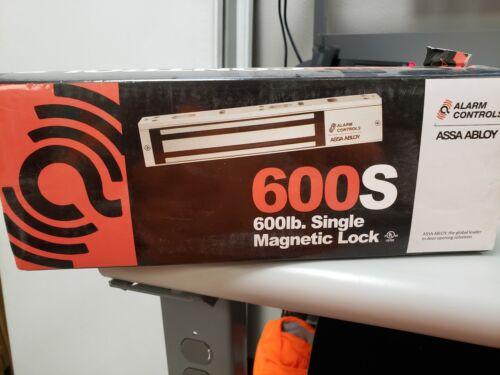 alarm controls 600 s