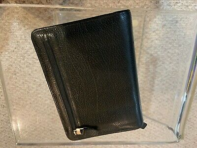 Franklin Covey Leather Planner Binder Zip Zipper