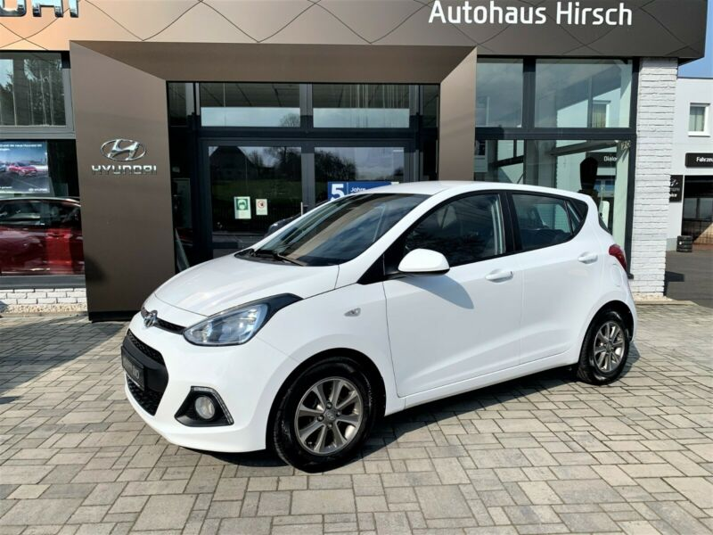 Hyundai i10 1.2 FIFA World Cup Edition SHZ KLIMA