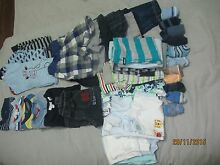 Size 3-6 month boys' clothing Indooroopilly Brisbane South West Preview