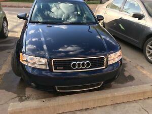 2004 Audi A4 1.8T Completely Upgraded!!