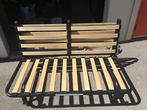 FUTON FRAME MINT CONDITION