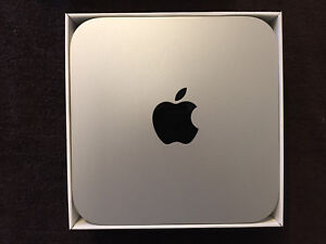 Mac Mini with mouse and keyboard
