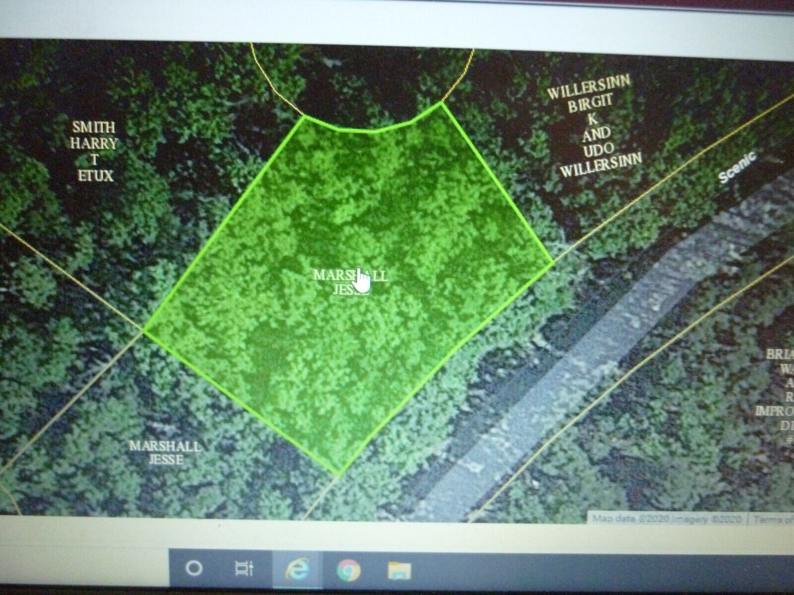 10543 Sq Feet .242 Acre Briarcliff, AR- 1 Mile To Norfork Lake POWER IN BACK - $102.50