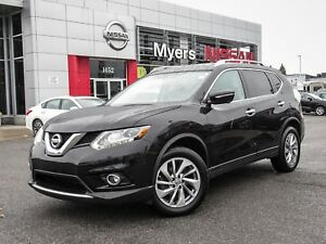2015 Nissan Rogue SL, INTELLIGENT KEY, LEATHER, BACK UP CAMERA,