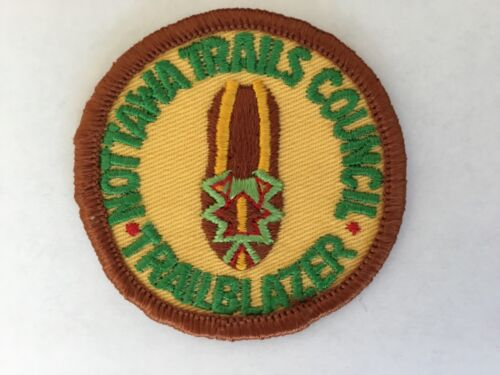 Montana Trails Council Trailblazer 2 3/8 inch pocket patch