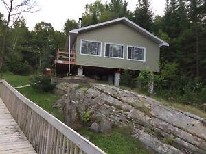 Cottage Rental - Boat access, Pickerel River/Lower French