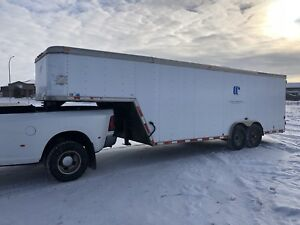 Cargo trailer, Enclosed Trailer, Gooseneck Trailer, Car Hauler