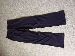 Size 6 lululemon lined pants