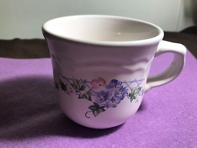 Annabelle Cup (Pfaltzgraff ANNABELLE Cup mug RARE FIND Excellent Condition Discontinued Pattern)