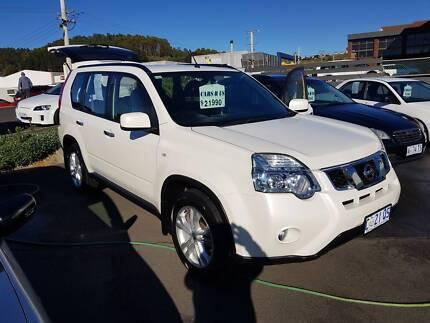2012 Nissan X-trail Wagon Burnie Burnie Area Preview