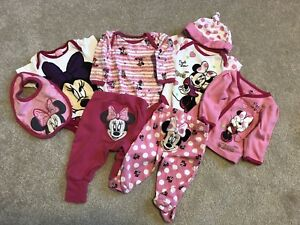 Minnie Mouse lot. - Sold ppu