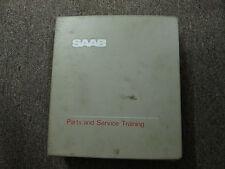 1980s 90s Saab 900 Wiring Color Code Wiring Diagram ...