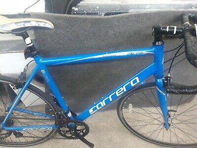 Carrera zelos mens road bike medium 54cm frame