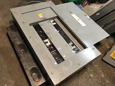 Square D Panel Box Hcm71046-2b 480v Used 30 Day Warranty.