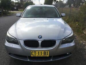BMW 530i Ingleburn Campbelltown Area Preview