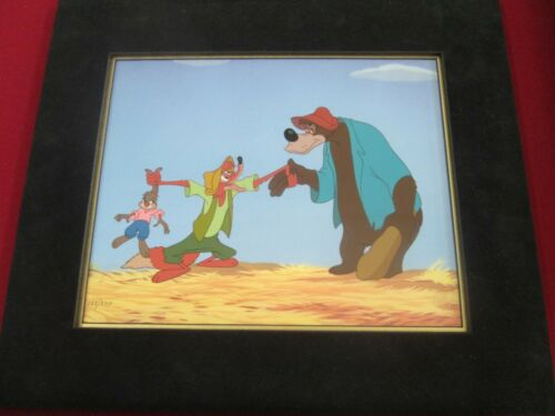 Song of the South sold-out Disney limited edition Cel