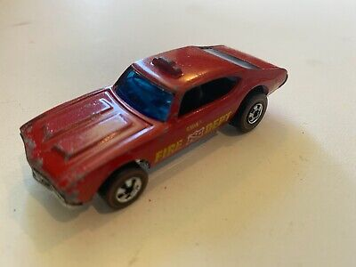 Vintage Hot Wheels Redline 1975 Chief's Special Red Hong Kong