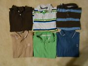 Boys Polo Shirts Size 10-12