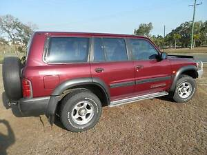 2000 Nissan Patrol Wagon Zilzie Yeppoon Area Preview