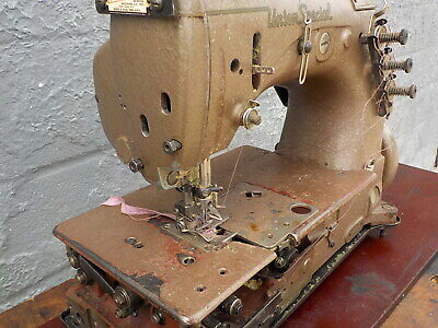 Industrial Sewing Machine Union Special 52-800 Two Needle Cover Stitch