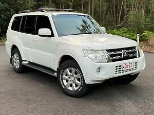 2012 Pajero GLS Wagon Cooroy Noosa Area Preview
