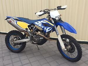 Husaberg FE501 2014 Dudley Park Mandurah Area Preview