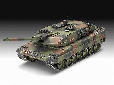 Revell 3281 * deutscher Kampfpanzer main battle tank Leopard 2 A6 * 1/35