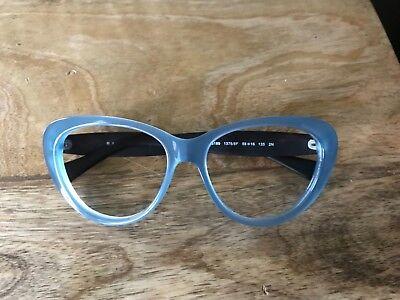 Ralph Lauren Prescription Glasses Without the Lense Soft Blue