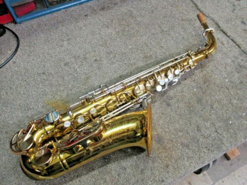"Excellent King ""Super 20"" Eb Alto Saxophone, Early 70s, Original Condition! SAX!"