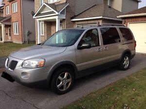***New Lower Price*** 2006 Pontiac Montana SV6 w/ Winter Tires