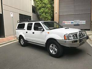 2014 Nissan Navara ST-R 4x4 DSL 5 Speed Manual North Sydney North Sydney Area Preview