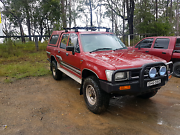 93 toyota SR5 hilux price drop Berkeley Vale Wyong Area Preview