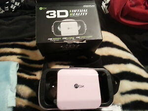 brand new 3D virtual reality glasses