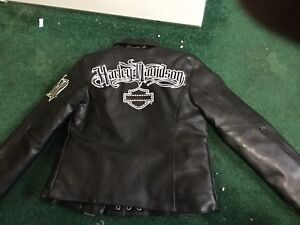 Authentic kids early Davidson jackets