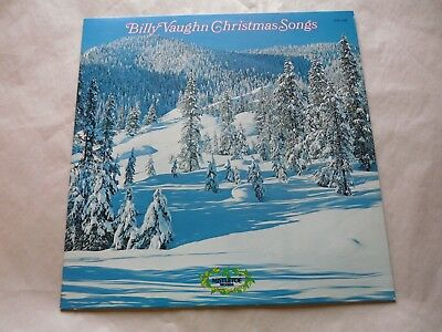 Billy Vaughn ‎– Christmas Songs - LP Album MLP1228 (8) ()