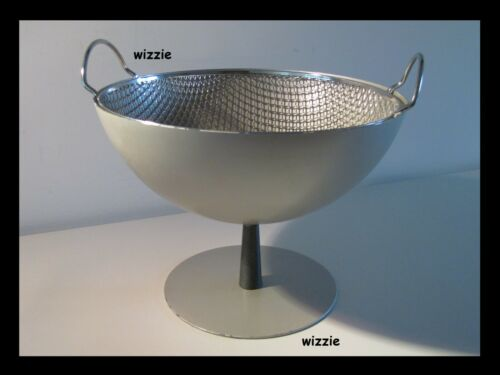 ALESSI : Colander ~ Fruit bowl / AC04 GD / Achille Castiglioni