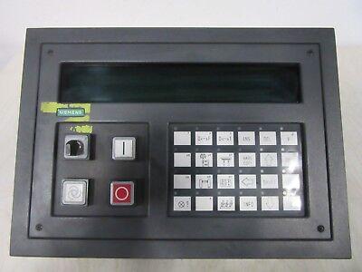 Siemens OP Op20/240-8 6AV3520-1EL00