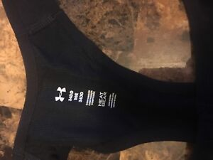 Under armour sports bra with tag on